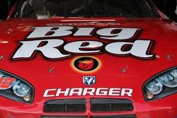 Juan Pablo Montoya's car