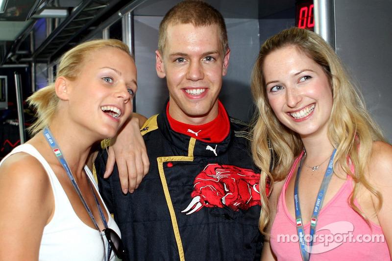 Sebastian Vettel Net Worth House Car Salary Wife