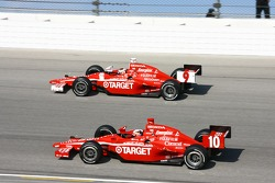 Scott Dixon and Dan Wheldon
