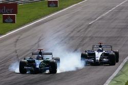 Jenson Button, Honda Racing F1 Team, Nico Rosberg, WilliamsF1 Team