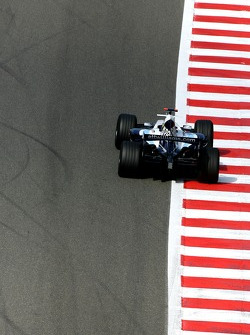 Nico Rosberg, WilliamsF1 Team, FW29