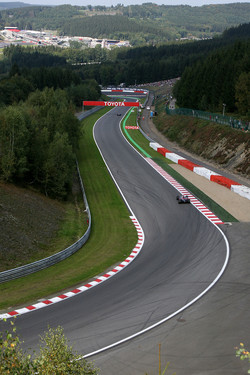 The magic of Spa-Francorchamps