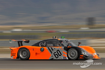 #60 Michael Shank Racing Lexus Riley: Mark Patterson, Oswaldo Negri, Justin Wilson