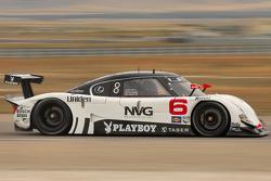 #6 Michael Shank Racing Lexus Riley: John Pew, Ian James, Henri Zogaib