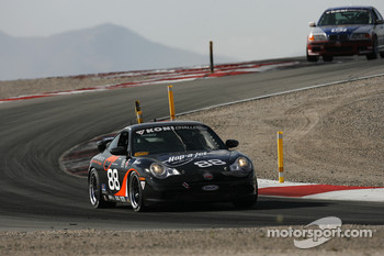 #88 Ranger Sports Racing Porsche 996: Fraser Wellon, Barry Ellis