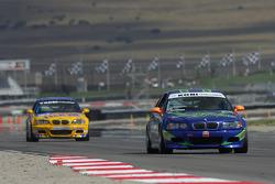 #79 Kinetic Motorsports BMW M3: Bryan Ortiz, Nic Jonsson