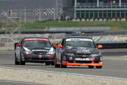 #76 Kensai Racing Acura TSX: Karl Thomson, Billy Johnson