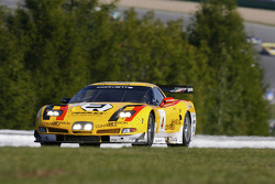 #4 PK Carsport Corvette C5R: Anthony Kumpen, Bert Longin
