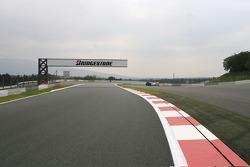 Fuji International Speedway track walk