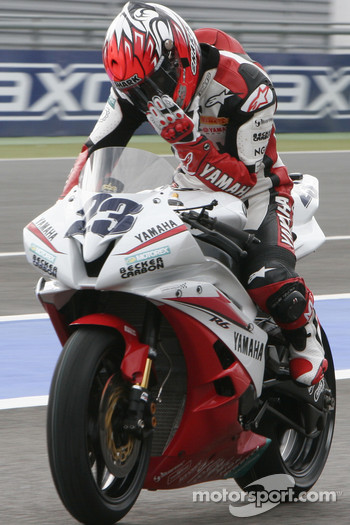 23-Broc Parkes-Yamaha YZF R6-Yamaha World SPP Racing Team