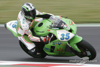 35-Gilles Boccolini-Kawasaki ZX 6R-Team PMS Kawasaki Supported