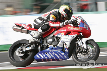 71-M.Sanchini-Honda CBR 600-Intermoto Czech