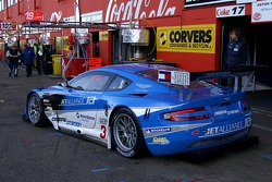 #36 Jetalliance Racing Aston Martin DBR9