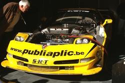 #18 Selleslagh Racing Team Corvette C5R