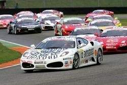 Race 2: N. Gianniberti