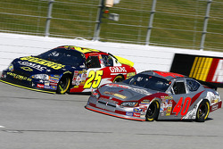 David Stremme and Casey Mears