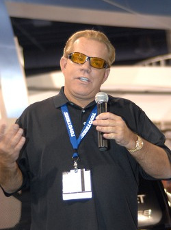 Ronn Bailey at SEMA  trade show in Las Vegas