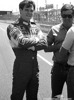 Al Unser Jr. and Sr.