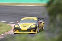 #89 Markland Racing Corvette C6 Z06: Rene Rasmussen, Kurt Thiim