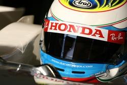 Luca Filippi, Honda Racing F1 Team