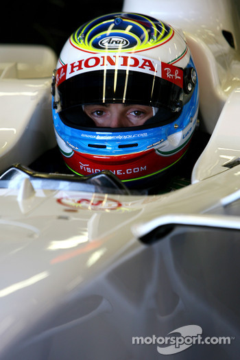 Luca Filippi, Honda Racing F1 Team