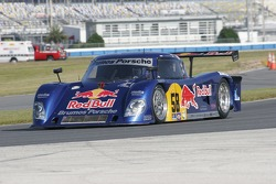 #58 Brumos Porsche/ Red Bull Porsche Riley: David Donohue, Darren Law, Buddy Rice