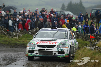Mark Higgins and Scott Martin, Mitsubishi Lancer Evolution IX