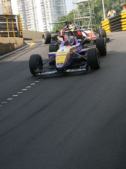 Bruno Senna and Stephen Jelley sticking together