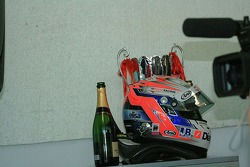 Asmer's helmet and the spoils