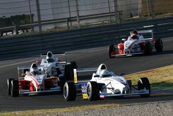 Jack Lemvard, AM-Holzer Rennsport GmbH and Daniel Campos-Hull, Eifelland Racing