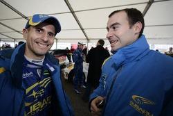 Xavier Amigo and Xavier Pons