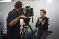 尼科·罗斯伯格接受媒体采访