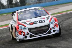 Kristian Sohlberg, Albatec Racing Peugeot 208