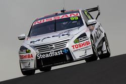 James Moffat and Taz Douglas, Nissan Motorsports