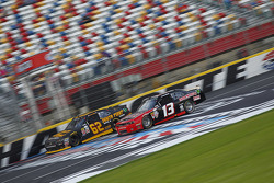 Brendan Gaughan, Richard Childress Racing Chevrolet and Carl Long