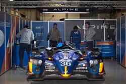 #36 辛格耐泰克车队 Alpine A450b