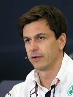 Toto Wolff, Mercedes AMG F1 Shareholder and Executive Director 30