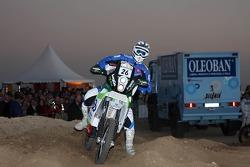 Lagos Team, Mundo Dakar event: Ruben Faria