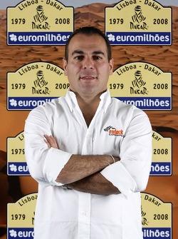 Portuguese teams presentation: Nuno Pereira