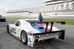 #59 Brumos Porsche/ Kendall Porsche Riley: Hurley Haywood, JC France, Joao Barbosa, Terry Borcheller