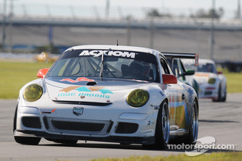 #14 Autometrics Motorsports Porsche GT3 Cup: Cory Friedman, Mac McGehee, Anthony Lazzaro, Ralf Kelleners