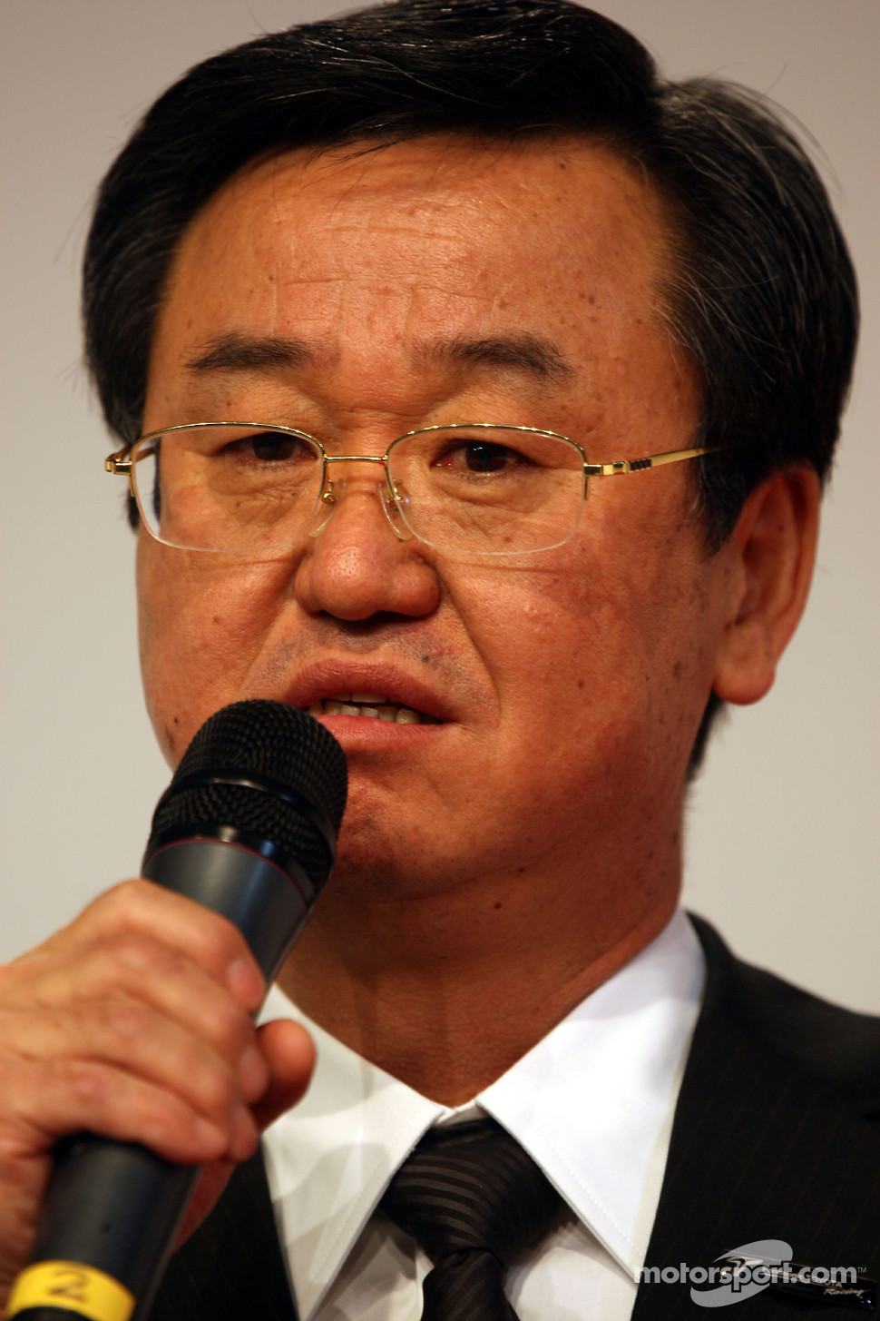 George Tadashi Yamashina, Toyota Motorsport Vice Chairman