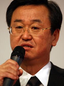 George Tadashi Yamashina, Toyota Motorsport Vice Chairman