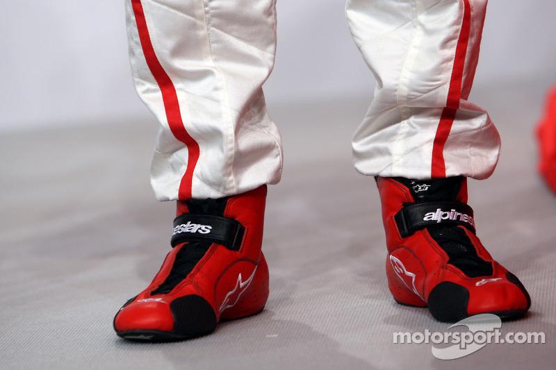 Shoes of Kamui Kobayashi