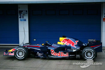 The new Red Bull RB4