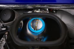Detail of the TRG Porsche GT3 Cup