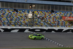 #83 BGB Motorsports Porsche 997: Craig Stanton, Tim Traver takes the checkered flag