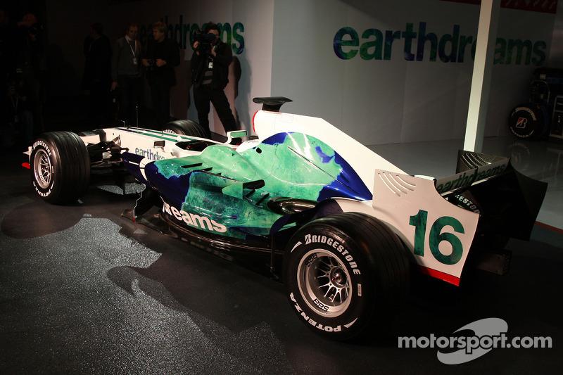 Honda Racing RA108
