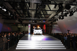 New Twingo RS, Launch venue