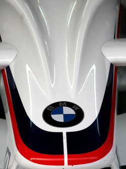 BMW F1.08 nose detail
